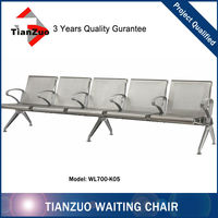 Modern Commercial Waiting Chair For Airport/Hospital/Bank/Salon