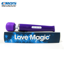Factory Price Wholesale Powerful Vibrating AV Body Wand,Erotic Magic Wand Vibrator,Sex Toy For Girl