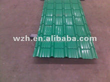 copper colored metal roof ppgi ppgi corrugated roofing sheet