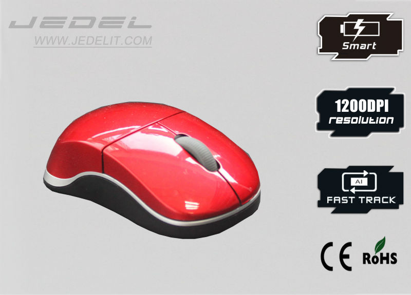 MW24 Laser 2.4G wireless mouse with usb