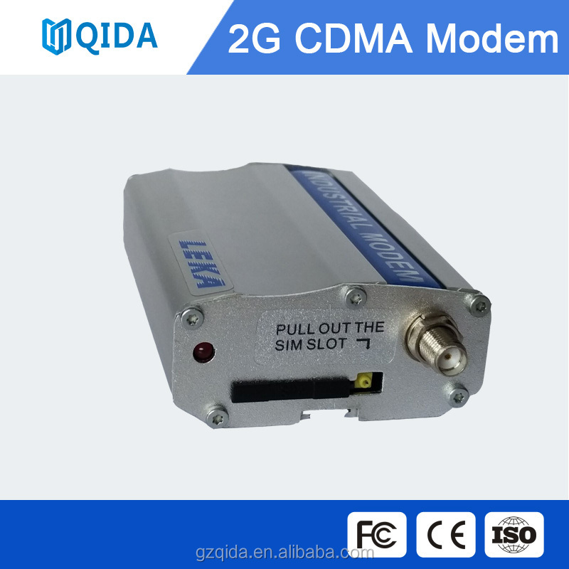 Low price single port Industrial GSM modem sms alarm for SCADA wavecom modem