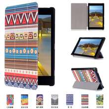 "Wholesale Customized Printing Leather Tablet Cover Case for Amazon Kindle Fire HD 8.9"" 2015"