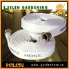 2014 seen on tv PU fire hose types of fire hose couplings flexible fabric hose