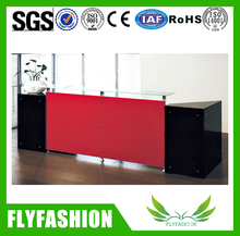 High quality office counter table/modern reception table design/ reception desk