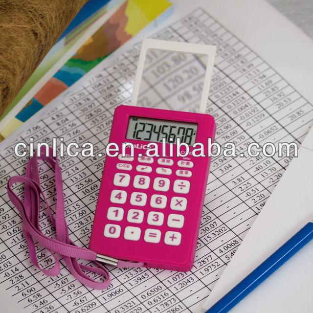 calculator pen magic mini calculator CA-89