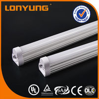 T8 Tube Lamp ETL/TUV/SAA 15w t5 single ended led tube lamp t5 t8 led tube grow light