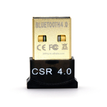 CSR4.0 inside High speed Bluetooth 4.0 USB adapter
