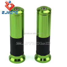 ZJMOTO GP-610-GN colorful motorcycle handle grip for dirt bike