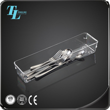Competitive price spoon and fork container household kitchen storage