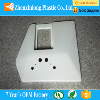 OEM clear vacuum forming plastic cover for battery car