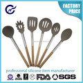 Food grade silicone kitchenware utensils sets