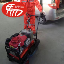 road line stripping machine