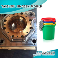 Plastic Household Utility Ware Bucket Mould