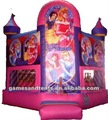 inflatable bouncer princess for rental company A2067