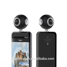 New Arrival 720p HD Sports Action Mini VR 360 Camera for Android Phone
