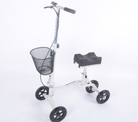 cheap knee walker scooter for handicapped people