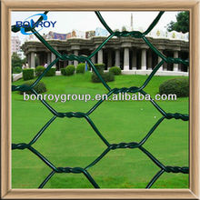 plastic plain hot dipped gal mesh hexagonal retaining wall wire netting