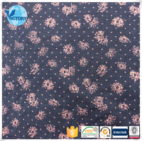 Micro Polyester Spandex Jersey Fabric