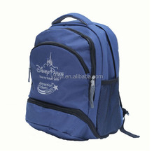 Custom camping 600D polyester cooler backpack