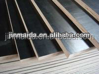 waterproof plywood for concrete forming 1220*2440*15mm standard size film faced plywood