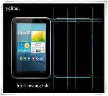 Wholesale tempered glass screen protector for samsung tablet note 10.1 inch
