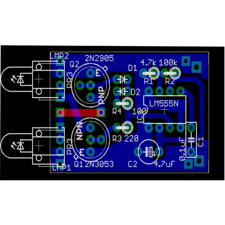 Electronic Hand draw or CAD schematic pcb circuit diagram