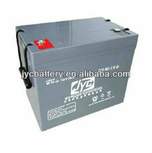 lead acid ups battery 12V70Ah for ups eps telecom solar wind system with lowest price