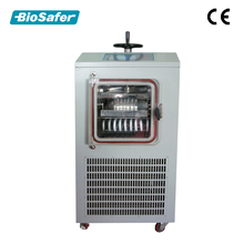Cost-effective food and drug vacuum freeze dryer /lyophilizer with LCD display lab and food Drying Equipment