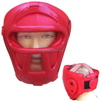 Boxing head guard pro semi face style.