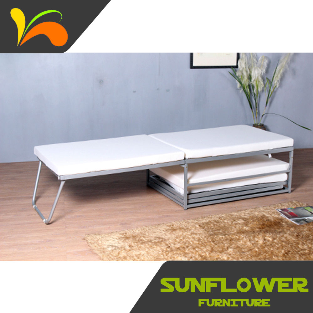 Beautiful design newest model folding cabinet bed funky practical cheap price of folding bed