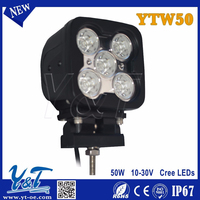 black/white optional cheap but high quality offroad led lights for offroad ATV, UTV, SUV vehicles