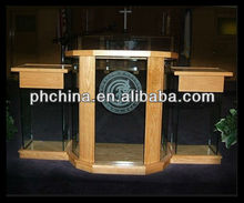 RD-539 Hot Sell Perspex Dais&Pulpit;Perspex Pulpit;Acrylic Wood Pulpits