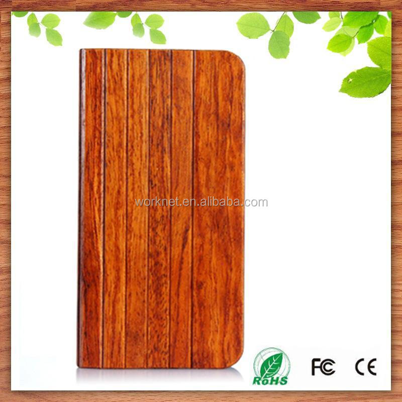 oem wood phone case for iphone 5c, for iphone 5/5s flip case