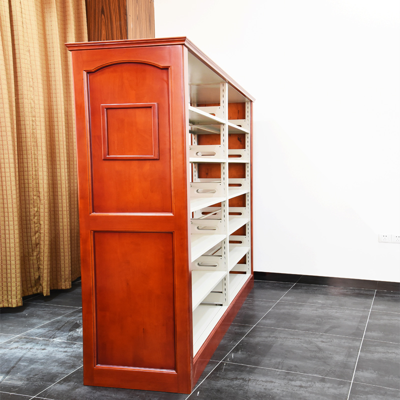 Metal Furniture Used Library Bookcases