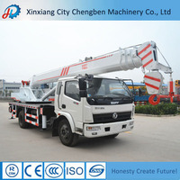 Top Quality Factory Price Hot Sale Truck-crane for sale