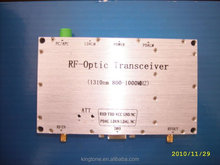 Kingtone Cheap GSM 3G Fiber Optic Repeater Receiver Module - RF-Optical Transceiver