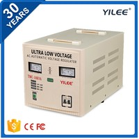 10 KVA home use relay type automatic voltage regulator stabilizer