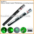 30mw Green Light Laser Pointer