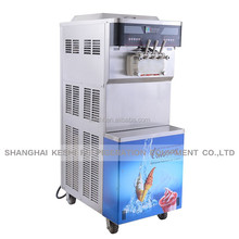 High efficiency and energy conservation commercial fried ice cream machine