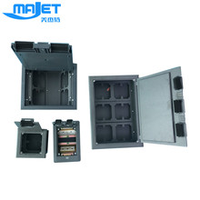 Changzhou steel Material floor box outlet