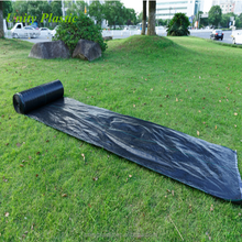 orchard plants weed mat,tree plant weed barrier mat for stop grass growth