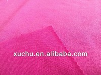 polyester and rayon spandex cut and sew single jersey knit fabric