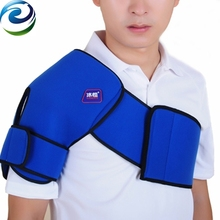 PVC Velvet Nylon Shoulder Cold Gel Ice Pack
