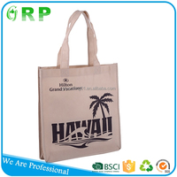 Eco friendly design pp woven wholesale supermarket shopping bag