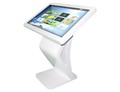 Andriod2017 hot product touch lan media display kiosk 3d desk with advertising function