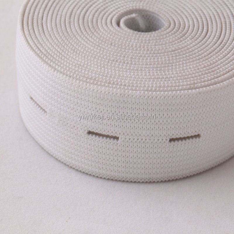 High resilience round elastic band