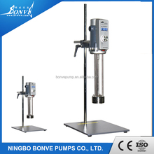 Professional manufacturing lab homogenizing and emulsifying machine