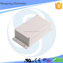 SY IP65 Waterproof Aluminum Box Electronic Terminal Box for Solar Panels