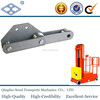 P250 steel heavy duty large long pitch cement industry conveyor chain attachment