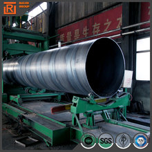 "20"" carbon steel pipe, 720mm spiral welded pipes, agriculture steel tube"